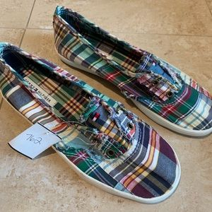Tommy Hilfiger Slip Ons NWT